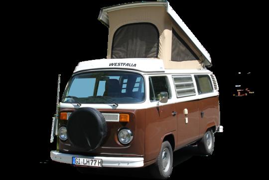 1. Preis 2021: VW Bus T2b Westfalia