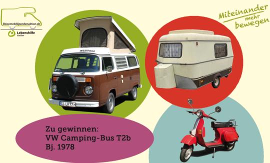 Wir stellen vor:   die Preise der 8. Reisemobilspendenaktion 2021/22