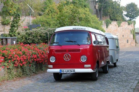1. Preis 2019: VW T2a, Baujahr 1970