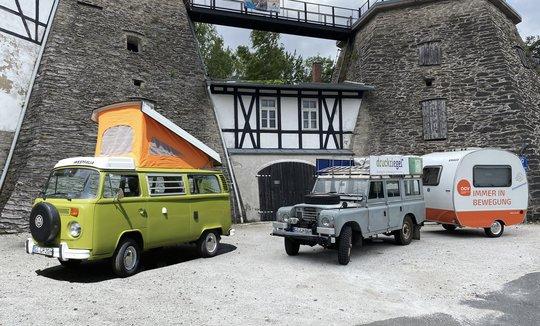 Auf zu einer Camping-Reise durch Vogtland und Erzgebirge