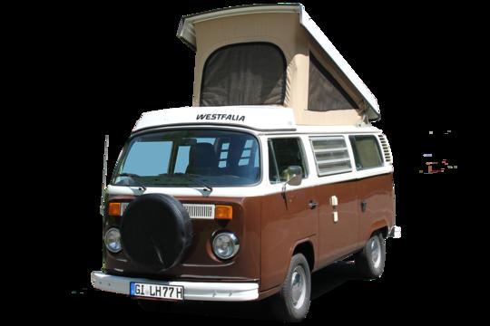 1. Preis 2021: VW Bus T2b Westfalia Bj. 1978